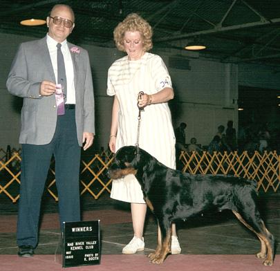 First Lady Brenna Von Wertz, CD